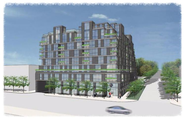 Avenue & Park Condos By Stafford Homes and Rosewater Capital Group